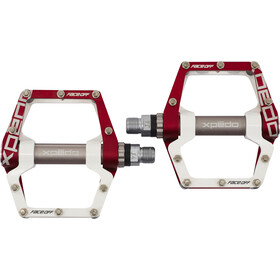 Xpedo XMX18AC Pedalen, red/white